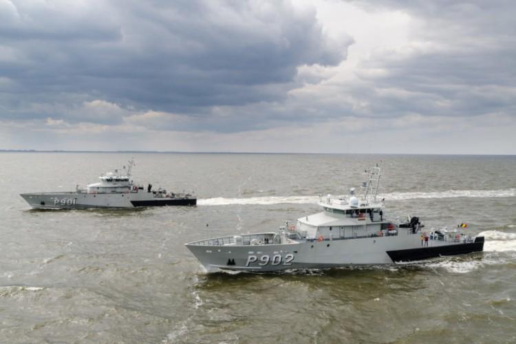 Otwarto oferty w przetargu na nowy patrolowiec dla Morskiego Oddziału Straży Granicznej - GospodarkaMorska.pl
