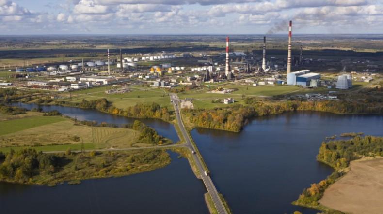 Otwarto trasę kolejową z litewskiej rafinerii w Możejkach na Łotwę - GospodarkaMorska.pl