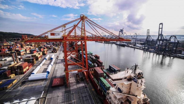 Przeładunki kontenerów w portach Morza Bałtyckiego przekroczyły poziom 11 mln TEU w 2019 roku - GospodarkaMorska.pl