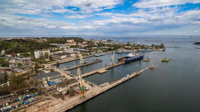 Będzie można inwestować przy nabrzeżu północnym w Gdyni - GospodarkaMorska.pl