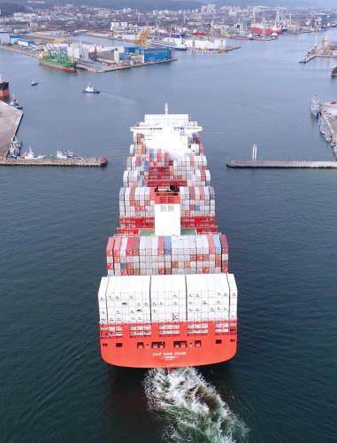 Port Gdynia poszerza wejście wewnętrzne do 140 m - GospodarkaMorska.pl