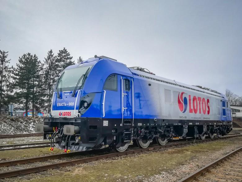 LOTOS Kolej wjeżdża do Czech - GospodarkaMorska.pl