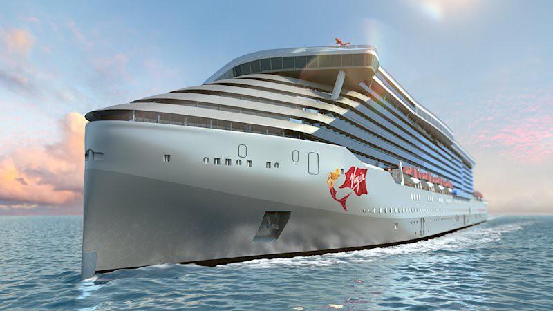 Fincantieri dostarczyło pierwszy statek dla linii wycieczkowej Virgin Voyages - GospodarkaMorska.pl