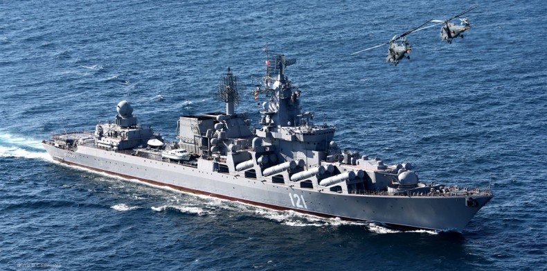 Rosja: Okręty ćwiczyły na Morzu Czarnym odpowiedź na pociski manewrujące - GospodarkaMorska.pl