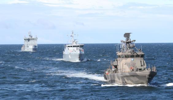 Dowódca NATO w Estonii: fińskie rezerwy blokują Rosję przed atakiem na region bałtycki - GospodarkaMorska.pl