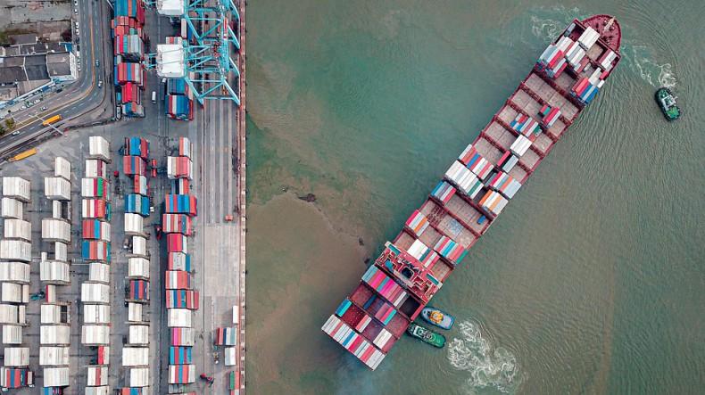 Flota Seaspan przekroczyła 1 mln TEU - GospodarkaMorska.pl