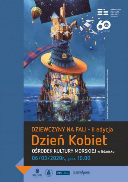 Królowe mórz na Dzień Kobiet w OKM. II edycja seminarium Dziewczyny na fali - GospodarkaMorska.pl