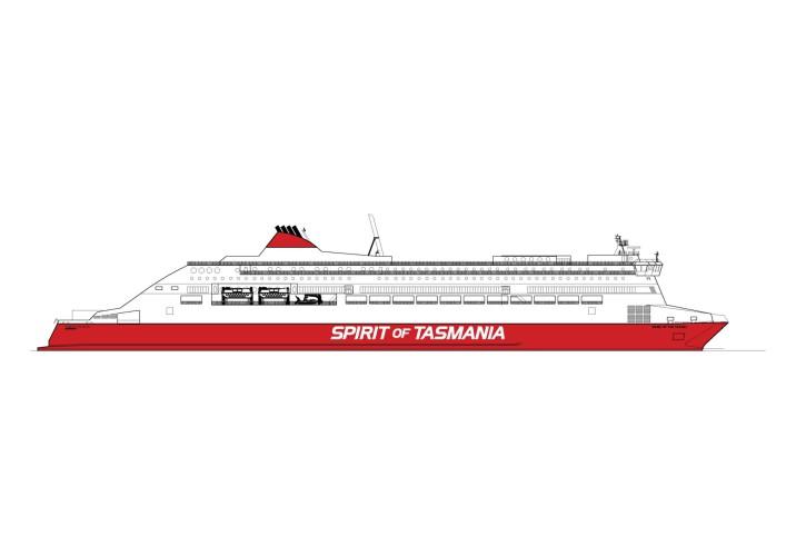 TT-Line zamawia dwa promy w Rauma Marine Construction - GospodarkaMorska.pl