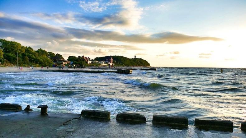 IMGW: Spodziewane wzrosty poziomu wód na Bałtyku - GospodarkaMorska.pl