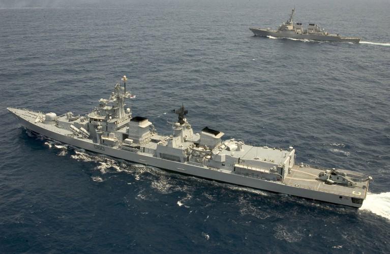 Indie odwołały międzynarodowe ćwiczenia morskie przez koronawirusa - GospodarkaMorska.pl