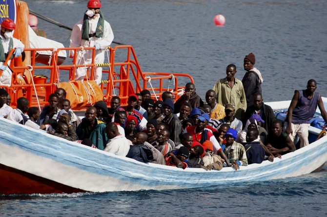 Kolejne starcia z migrantami na granicy turecko-greckiej - GospodarkaMorska.pl