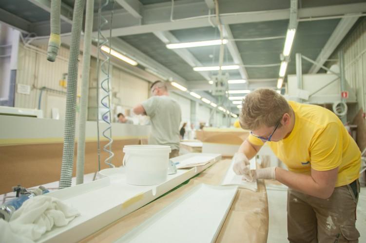 Zawód w branży jachtowej to przyszłość? Rozpoczyna się nabór - GospodarkaMorska.pl