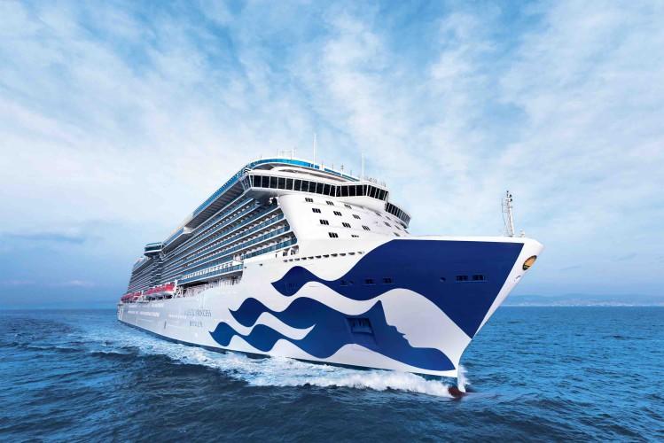 Princess Cruises odwołało wszystkie rejsy w następnych dwóch miesiącach - GospodarkaMorska.pl