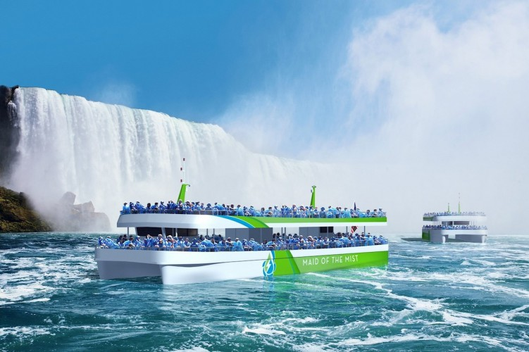 ABB z kontraktem na napędy elektryczne do łodzi przy wodospadzie Niagara - GospodarkaMorska.pl