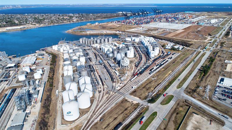 Odfjell Terminals pozyskało 250 mln dolarów pożyczki - GospodarkaMorska.pl