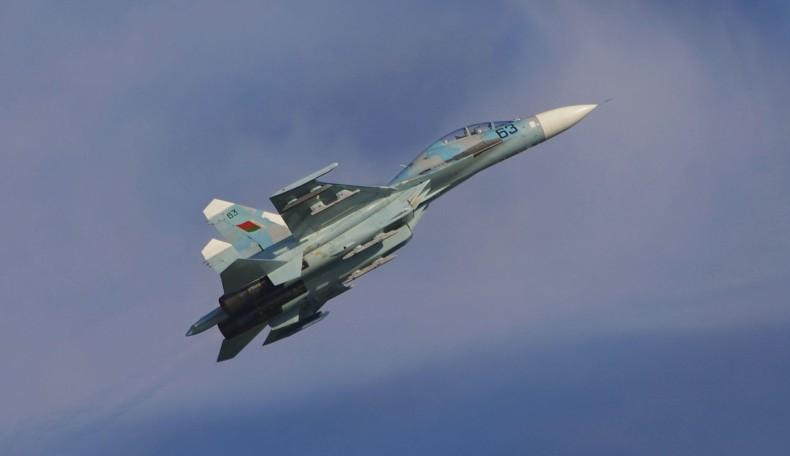 Rosja: Myśliwiec wojskowy znikł z radarów nad Morzem Czarnym - GospodarkaMorska.pl
