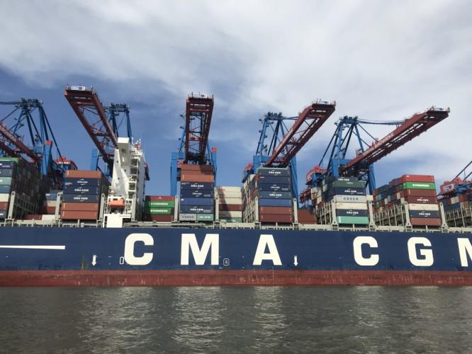 CMA CGM zamknęło sprzedaż ośmiu terminali za kwotę 815 dolarów - GospodarkaMorska.pl