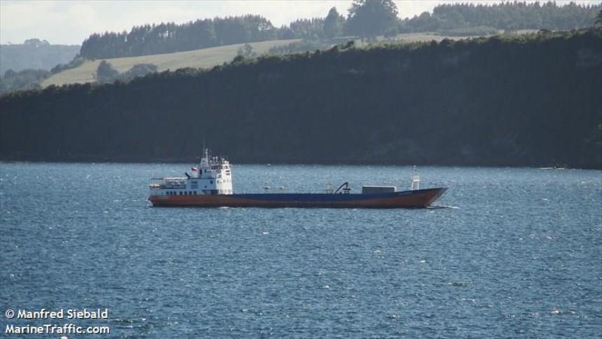 Sześciu rybaków zginęło wskutek zderzenia statku rybackiego z towarowcem u wybrzeży Chile - GospodarkaMorska.pl