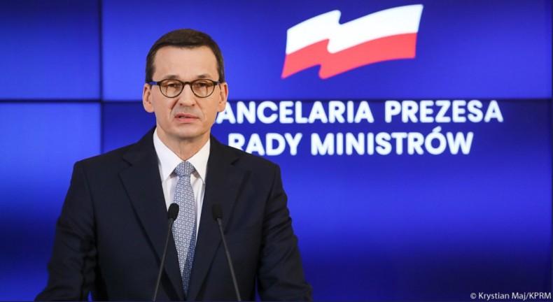 Premier: zakładamy scenariusz, że polska gospodarka będzie zamknięta na dłuższy czas - GospodarkaMorska.pl