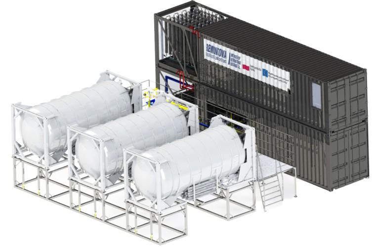 LOTOS otworzy swoją pierwszą stację tankowania LNG - GospodarkaMorska.pl