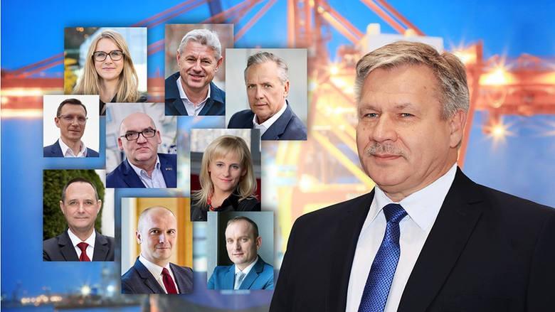 Adam Meller, Prezes Zarządu Morskiego Portu Gdynia S.A. TOP Menedżerem 2019 roku! [wideo] - GospodarkaMorska.pl