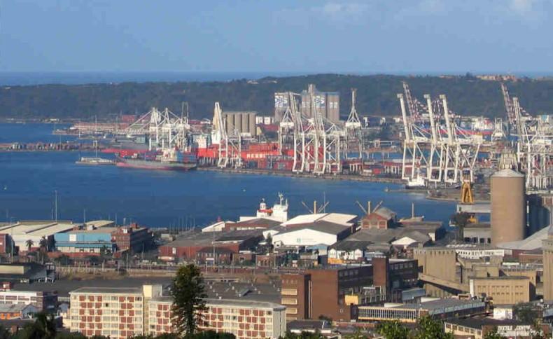 Południowoafrykańskie porty pozostaną otwarte pomimo wprowadzonej blokady - GospodarkaMorska.pl