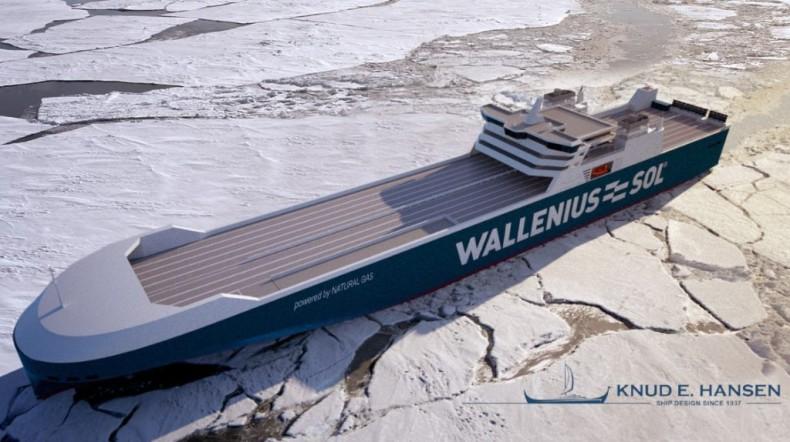 Rozpoczęła się budowa największego na świecie statku ro-ro z napędem LNG - GospodarkaMorska.pl