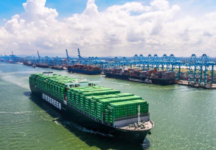 Evergreen zamówił ponad 1800 kontenerów chłodniczych od Maersk Container Industry - GospodarkaMorska.pl