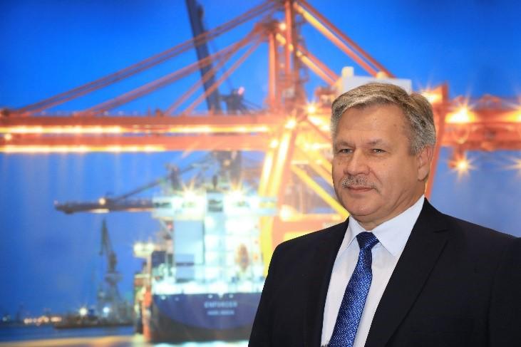 Porty muszą być odporne na kryzys. Wywiad z Adamem Mellerem Prezesem Zarządu Morskiego Portu Gdynia - GospodarkaMorska.pl