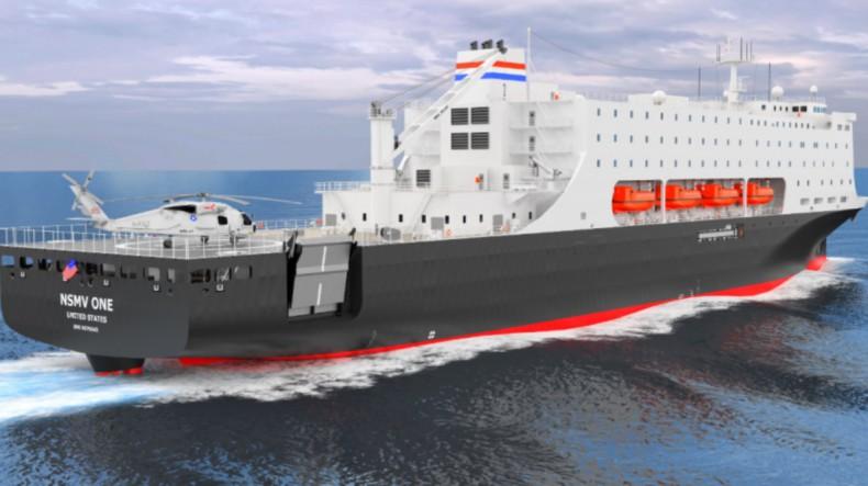 Philly Shipyard wybrana do budowy wielozadaniowych statków do szkolenia marynarzy - GospodarkaMorska.pl