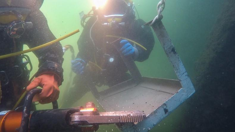 Szkolenie podwodne nurków - GospodarkaMorska.pl
