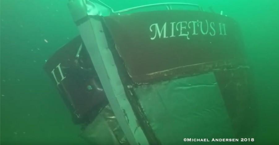 Raport końcowy w sprawie polskiej jednostki, która zatonęła k. Bornholmu - GospodarkaMorska.pl