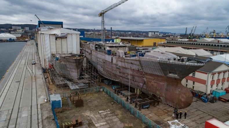 Skompensowana Pojemność Brutto - CGT określa stopień skomplikowania statku - GospodarkaMorska.pl