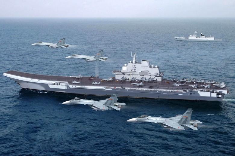 USA wzywają Chiny do zaprzestania prowokujących działań na Morzu Południowochińskim - GospodarkaMorska.pl