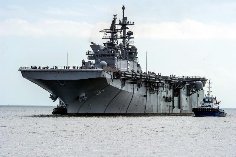 Iran/ Marynarka wojenna: zdecydowanie odpowiemy na każdy błąd USA w Zatoce Perskiej - GospodarkaMorska.pl