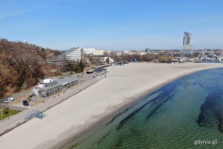 Plaże ponownie otwarte - GospodarkaMorska.pl