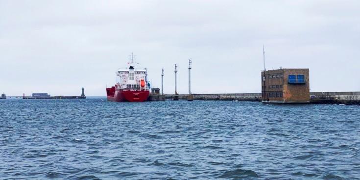 Pierwszy morski transport oleju napędowego trafił do portu w Gdyni - GospodarkaMorska.pl