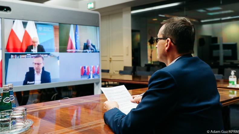 Morawiecki: dziś nie jest czas na oszczędzanie, jest czas na wielkie budżety w UE - GospodarkaMorska.pl
