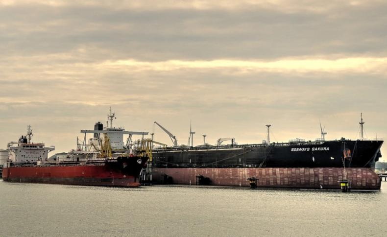 Arabia Saudyjska może zmienić trasę tankowców, jeżeli USA wprowadzi zakaz importu ropy - GospodarkaMorska.pl