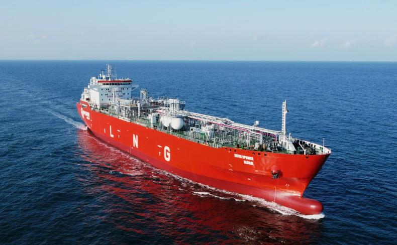 Chińska stocznia z dostawą pierwszego gazowca LNG - GospodarkaMorska.pl