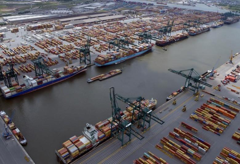 Port w Antwerpii przesunie termin opłat portowych - GospodarkaMorska.pl