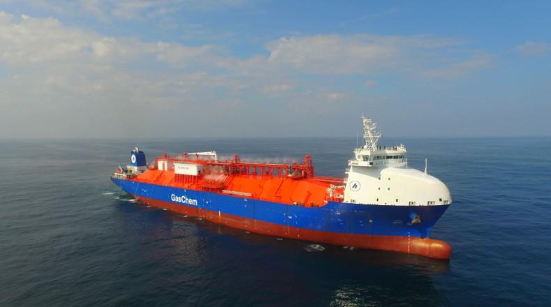 Chińska stocznia zdobyła kontrakt od Hartmanna na gazowce LPG - GospodarkaMorska.pl