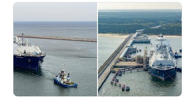 PGNiG odebrało 3. ładunek LNG z kontraktu długoterminowego z Cheniere - GospodarkaMorska.pl