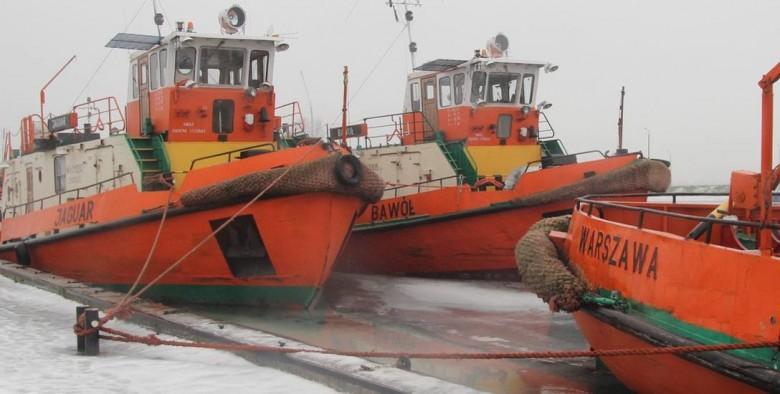 Wody Polskie planują remont lodołamaczy zabezpieczających środkowy odcinek Wisły - GospodarkaMorska.pl