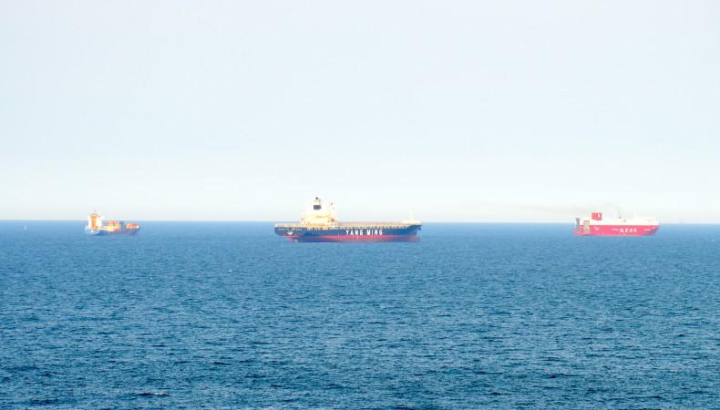 Raport z rynku żeglugowego – statki na redach, ale pracy może być mniej (tydzień 16-18) - GospodarkaMorska.pl