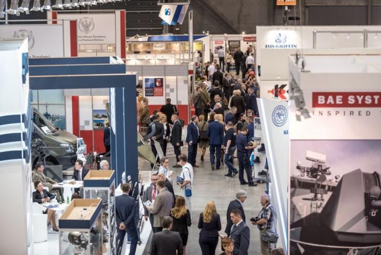 Targi Balt Military Expo i InterMarE South Baltic odbędą się w przyszłym roku - GospodarkaMorska.pl