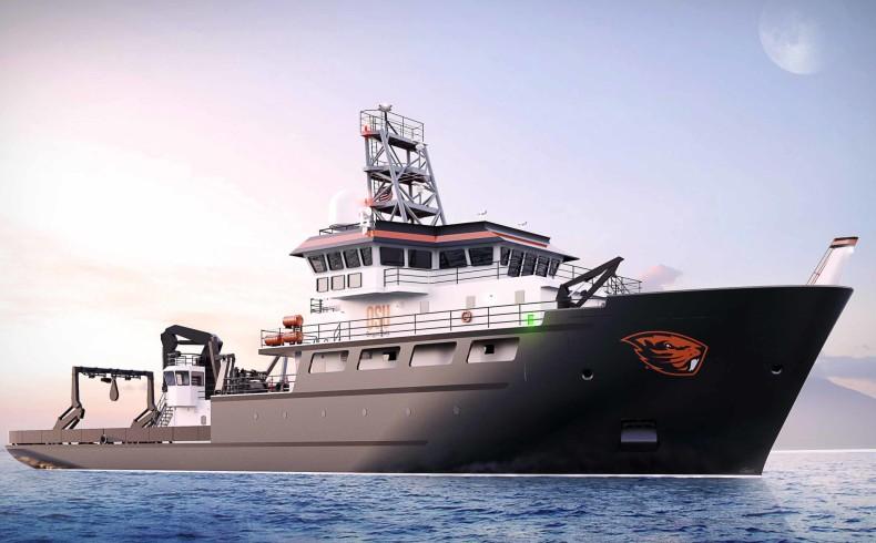 Technologia Hamanna dla amerykańskich statków badawczych (foto, wideo) - GospodarkaMorska.pl