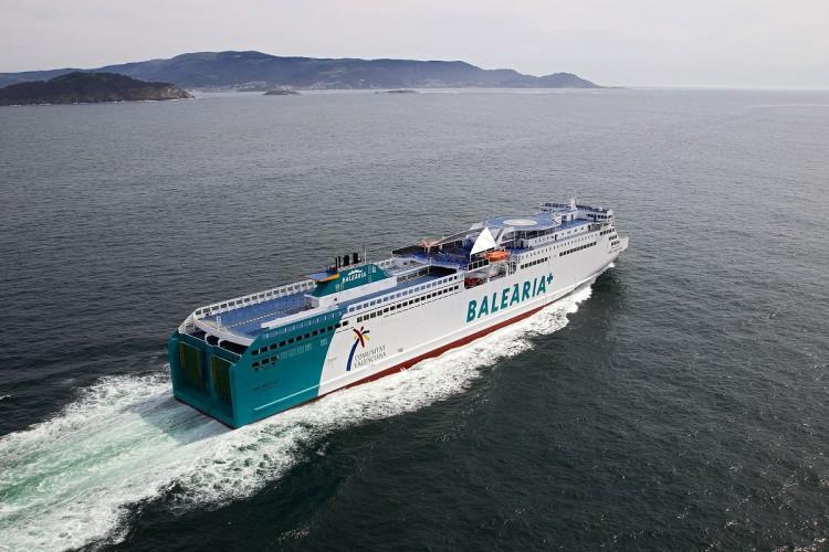 Baleària chce zdobyć certyfikat bezpieczeństwa COVID-19 dla swoich statków i terminali - GospodarkaMorska.pl