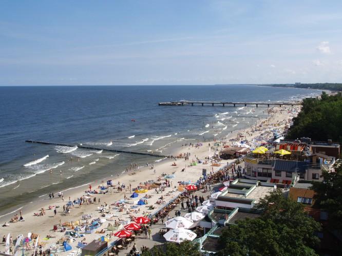 Latem w Kołobrzegu będzie funkcjonowało 11 morskich kąpielisk - GospodarkaMorska.pl
