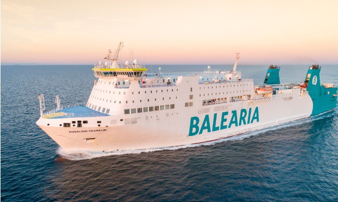 Baleària stara się o specjalny certyfikat Bureau Veritas - GospodarkaMorska.pl